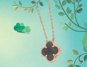 梵克雅宝传世之作Alhambra四叶幸运系列再现迷人色彩
