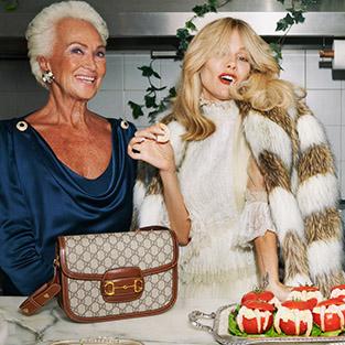 Gucci 2020早春广告形象大片 超现实画卷