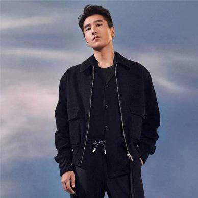 "BOSS""Man of Today""大中華區品牌代言人趙又廷演繹2019春夏廣告大片"
