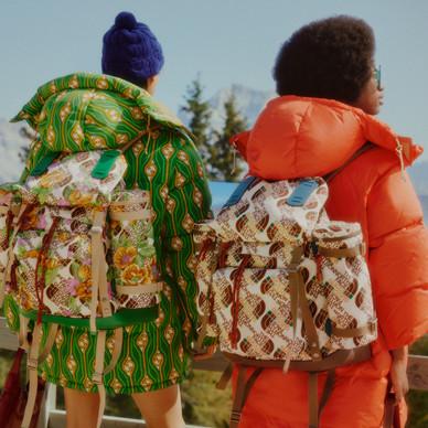 The North Face × Gucci联名系列 古驰全新探索之旅即刻启程