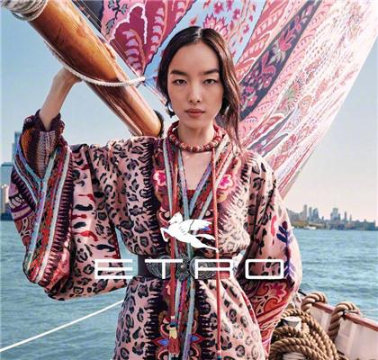 ETRO全新发布2020春夏广告大片