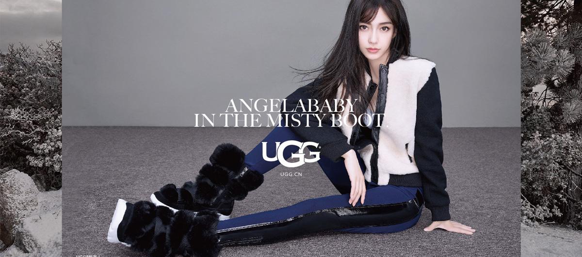 UGG廣告