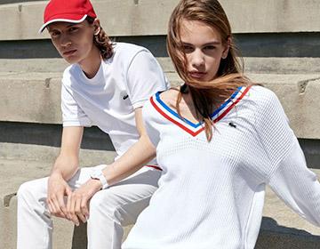 TENNIS REMIX 顛覆型動——LACOSTE的時尚網球混搭哲學