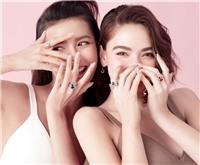 高级珠宝品牌Qeelin全新Wulu缤纷戒指系列