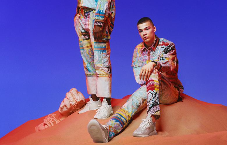 Chain Reaction 運動鞋系列迎來新成員 - Cross Chainer