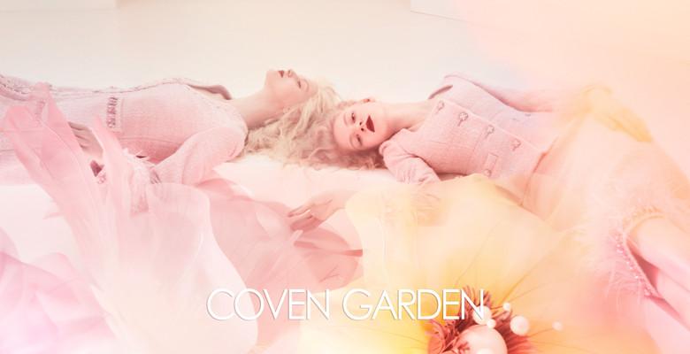COVEN GARDEN 2020 早秋系列广告大片