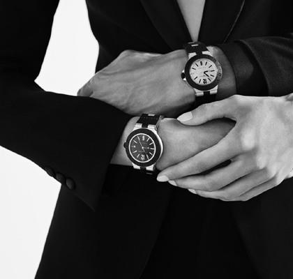 BVLGARI宝格丽推出全新Aluminium腕表