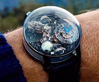 Jacob&Co.杰克寶與環保(bao)領袖打造珠峰腕表