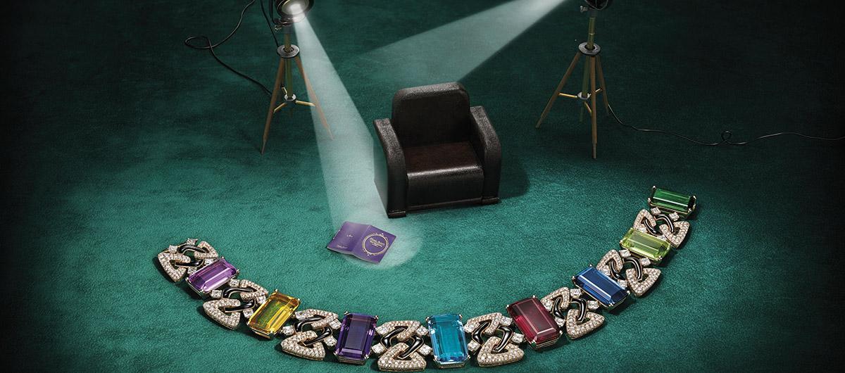 BVLGARI寶格麗Cinemagia光影奇遇高級珠寶系列