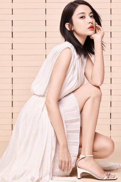 Sergio Rossi宣布娜扎成為品牌大中華區首位代言人