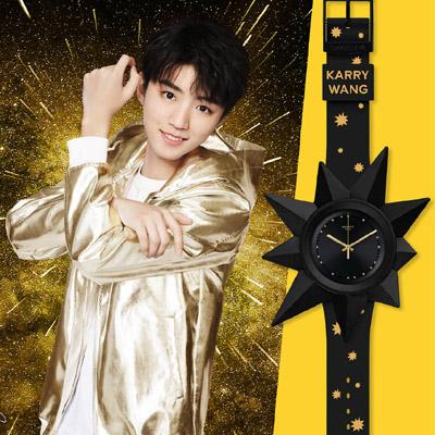 Swatch x 王俊凯联合设计腕表首发!