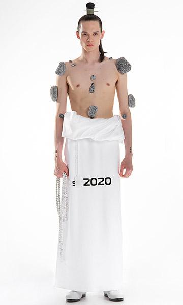 XANDER ZHOU 2020 春夏系列「物外」