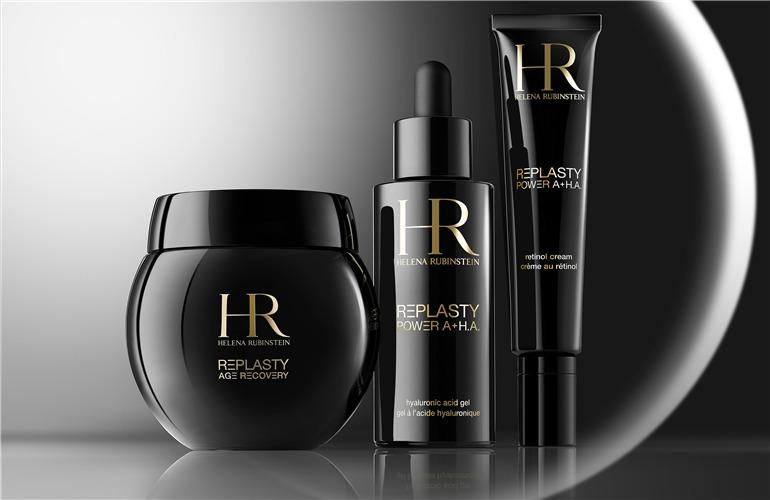HR赫莲娜 干预式护肤系列全新「玻玻A精华*」上市
