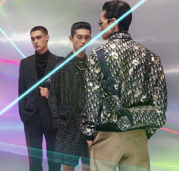 DIOR迪奥2019早秋男装系列 摩登意趣