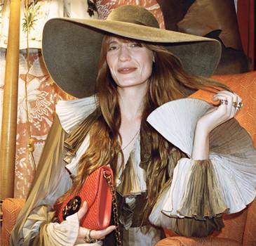古驰发布全新《无边序曲》时装系列 时装影展妆容