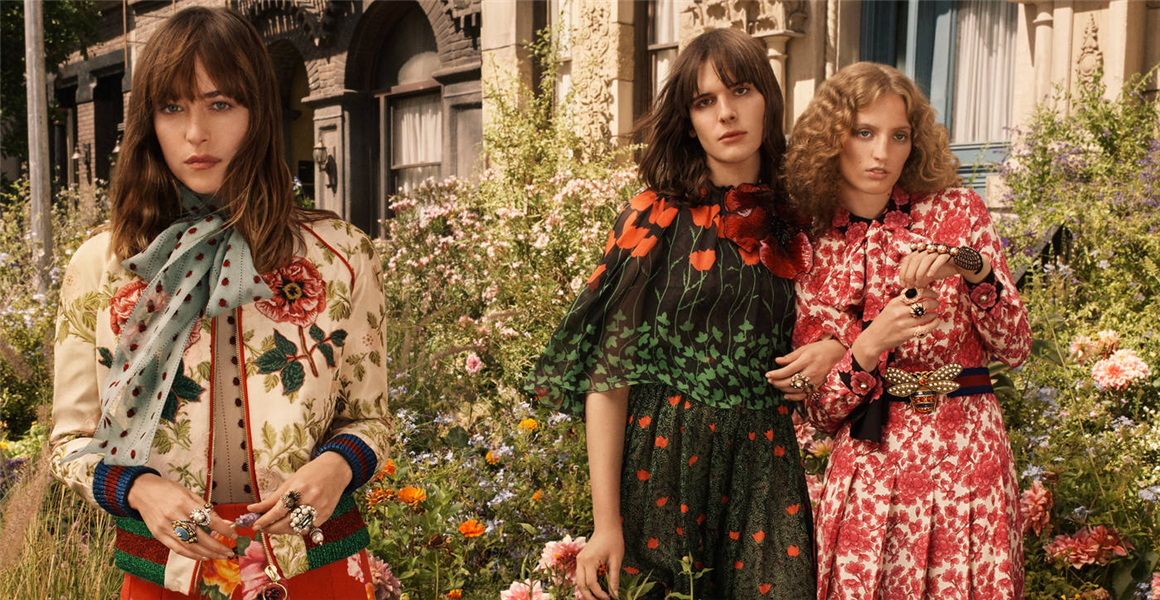 Gucci Bloom:Alessandro Michele首款香水系列