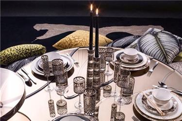 米兰家具展Roberto Cavalli Home发布最新家居系列