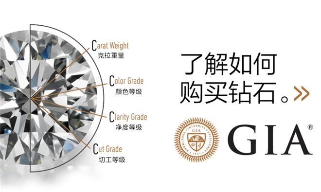 了解如何选购钻石