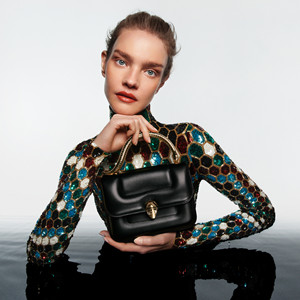 BVLGARI宝格丽 Serpenti through the eyes of Mary Katrantzou联名系列