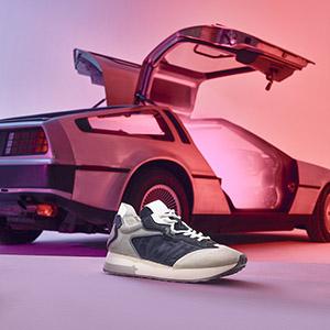复古元素碰撞潮流色彩 ASH全新复古跑鞋 引领潮趣新风尚