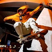 HIPANDA你好熊猫2019秋冬新款 HIPANDA X-Sports滑板系列