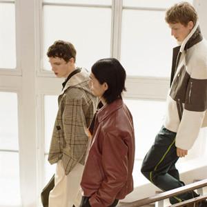 爱马仕 2021 冬季男装系列 以成衣建立内在与外界、私人与公开之间的新联结
