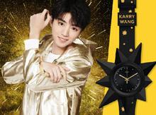 Swatch x 王俊�P�合�O�腕表首�l!
