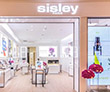 Sisley法国希思黎三大专卖店盛大开幕