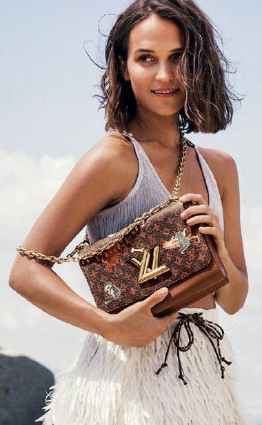 不买爆款的LV女孩,都在用这款包