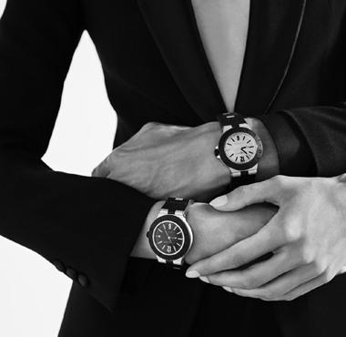 BVLGARI宝格丽推出全新Aluminium腕表 重现品牌经典魅力