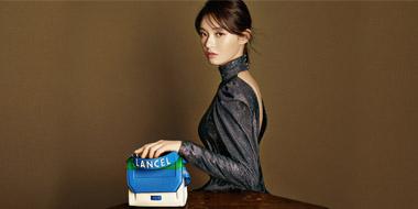 LANCEL蘭姿攜手中國品牌大使林允,推出限定款以祝天貓旗艦店盛大開幕