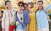 《我们是真正的朋友》 | 大小s、范晓萱、阿雅四姐妹再合体