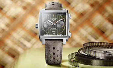 TAG Heuer泰格豪雅Monaco(摩纳哥系列)腕表
