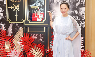 Chopard萧邦上海IFC国金中心精品店重装开幕