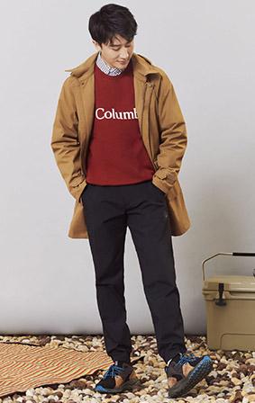 """""""全装出型"""",——Columbia发布全新2019秋季产品"""